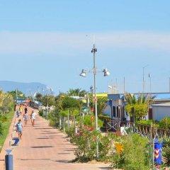 Отель Camping Village Costa Verde Потенца-Пичена пляж фото 2