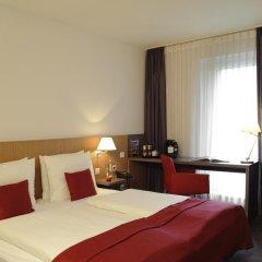 Mercure Hotel Hamburg Mitte 4* Стандартный номер разные типы кроватей фото 4