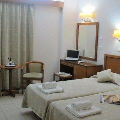 Solomou Hotel 3* Стандартный номер с разными типами кроватей фото 10