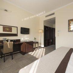 Europeum Hotel 3* Стандартный номер с двуспальной кроватью фото 12
