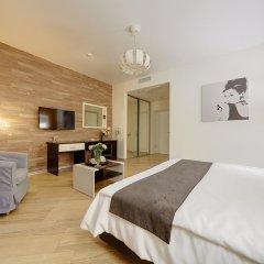 Гостиница Мегаполис 4* Номер Бизнес с различными типами кроватей фото 2