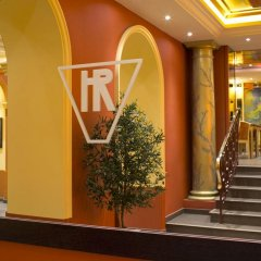Отель Hôtel Régence Франция, Ницца - отзывы, цены и фото номеров - забронировать отель Hôtel Régence онлайн интерьер отеля фото 3