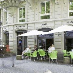 Hotel Platzhirsch Цюрих питание фото 2