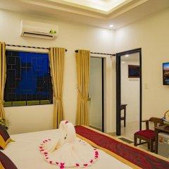 Отель Mi Kha Homestay 3* Номер Делюкс с различными типами кроватей фото 17