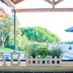 Отель Akivillas Olhos de Agua IV Португалия, Албуфейра - отзывы, цены и фото номеров - забронировать отель Akivillas Olhos de Agua IV онлайн балкон