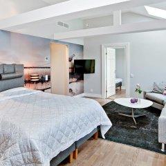 Отель Avenue A1 Улучшенные апартаменты с различными типами кроватей фото 10
