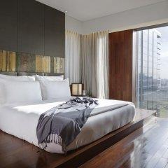Отель Hansar Bangkok 5* Люкс с различными типами кроватей фото 4