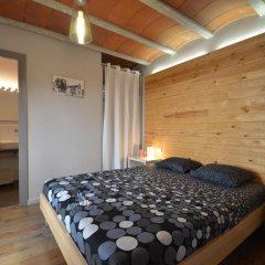 Отель Can Fruitós Испания, Бесалу - отзывы, цены и фото номеров - забронировать отель Can Fruitós онлайн комната для гостей фото 3