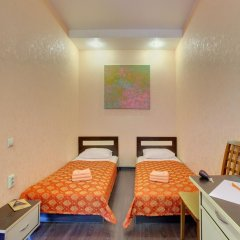 Гостиница РА на Невском 102 3* Номер Комфорт с 2 отдельными кроватями фото 2