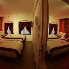 Hot Budget Стандартный номер с двуспальной кроватью фото 15