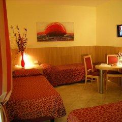 Hotel San Carlo 3* Стандартный номер с различными типами кроватей фото 7