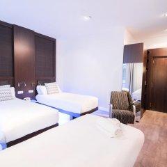 Отель Petit Palace President Castellana Мадрид комната для гостей фото 4