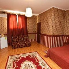 Мини-отель Домашний Очаг Улучшенный номер разные типы кроватей фото 7