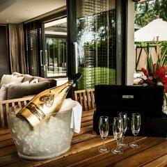 Отель Nikki Beach Resort 5* Вилла с различными типами кроватей фото 29