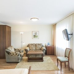 Гостиница Карелия & СПА 4* Улучшенный номер с различными типами кроватей фото 6