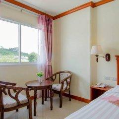 Отель Phaithong Sotel Resort 3* Улучшенный номер с двуспальной кроватью фото 18