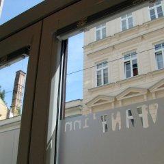 Отель WANZ'inn Design Appartements Австрия, Вена - отзывы, цены и фото номеров - забронировать отель WANZ'inn Design Appartements онлайн балкон
