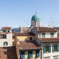 Отель Msnsuites Palazzo Dei Ciompi Улучшенные апартаменты