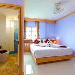 Отель Phusita House 3 2* Стандартный номер с различными типами кроватей