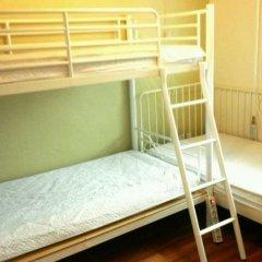 Отель Aroha Guest House 2* Кровать в общем номере с двухъярусной кроватью фото 7