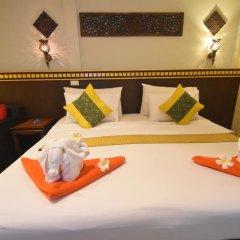 Отель Koh Tao Simple Life Resort 3* Стандартный номер с различными типами кроватей фото 5