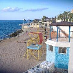 Отель Seashells Penthouse Bugibba пляж