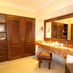 Отель Hilton Playa Del Carmen 5* Полулюкс с различными типами кроватей фото 10