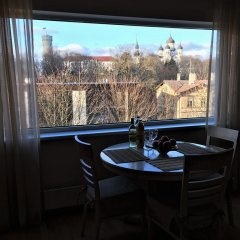 Апартаменты Romeo Family Apartments балкон