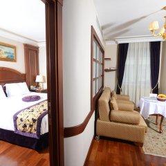 Спа-отель GLK PREMIER Regency Suites & Spa 4* Представительский люкс с различными типами кроватей