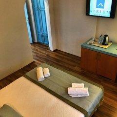 Otel Atrium 3* Стандартный номер с различными типами кроватей фото 14