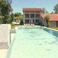 Отель Casa da Lagiela - Rural Senses бассейн