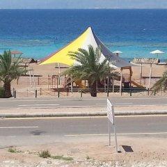 Darna Village Beach Hostel пляж