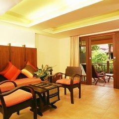 Отель Samui Sense Beach Resort 4* Полулюкс с различными типами кроватей фото 6