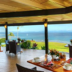 Отель Taveuni Island Resort And Spa питание фото 3