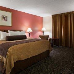 Отель Chicago Club Inn & Suites 3* Улучшенный номер с различными типами кроватей