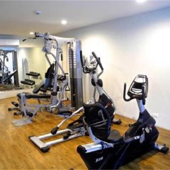 Апартаменты Bliss Patong Modern Studio фитнесс-зал