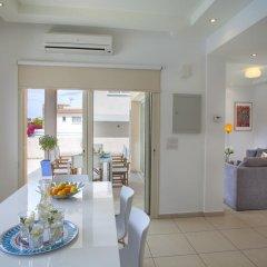 Отель Villa Michelle 2 Кипр, Протарас - отзывы, цены и фото номеров - забронировать отель Villa Michelle 2 онлайн интерьер отеля фото 2