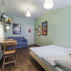 Хостел Друзья на Банковском Номер с общей ванной комнатой с различными типами кроватей (общая ванная комната) фото 9