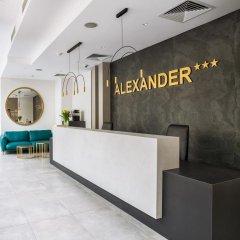 Hotel Alexander Краков интерьер отеля