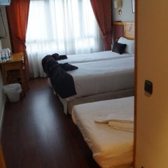 Hotel Meta комната для гостей