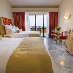 Отель Fiesta Americana Cancun Villas 3* Номер Делюкс с разными типами кроватей