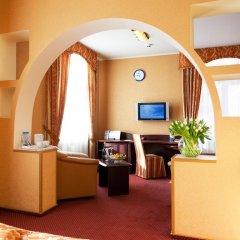 Гостиница Максима Заря 3* Полулюкс с различными типами кроватей фото 8