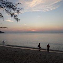 Отель Lipa Bay Resort пляж фото 2