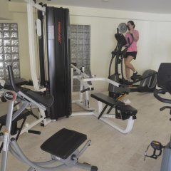Отель Apartamento Estrella Del Mar Acapulco фитнесс-зал фото 2