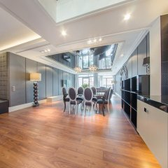 Апартаменты Dom & House - Apartments Waterlane Улучшенные апартаменты с различными типами кроватей фото 48