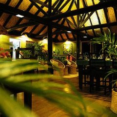 Отель Palmlea Farms Lodge & Bures питание