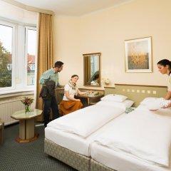 Hotel Erzherzog Rainer 4* Стандартный номер с двуспальной кроватью фото 7