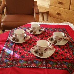 Отель Camping Harenda Pokoje Gościnne i Domki Шале фото 5
