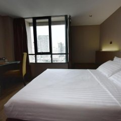 Отель Bangkok City Hotel Таиланд, Бангкок - 1 отзыв об отеле, цены и фото номеров - забронировать отель Bangkok City Hotel онлайн комната для гостей