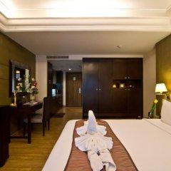 Отель Mantra Pura Resort Pattaya 4* Номер Делюкс с различными типами кроватей фото 6